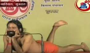 Baba Ramdev Does A Salman Khan Dances To Dil Deewana From Maine Pyar