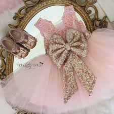 Princess Aisha Dress Rose Gold