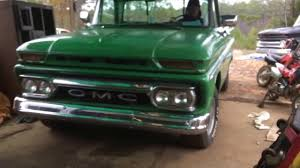 1965 GMC (250 Straight 6)( Sound Test) - YouTube 1965 Gmc Custom 912 Truck Pickup For Sale Near Cadillac Michigan 49601 Classics On Sale Classiccarscom Cc1123193 C10 Fast Lane Classic Cars Short Bed Series 1000 12 Ton Stepside Beverly Hills Car Club 2102294 Hemmings Motor News Bedford Texas 76021 Customer Gallery 1960 To 1966 Smoothie Wheels The 1947 Present Chevrolet Truck Message