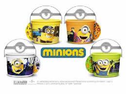 Mcdonalds Halloween Buckets by Mcdonald U0027s Happy Meal Minions Halloween Pails Youtube