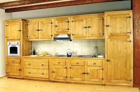 porte de cuisine en bois brut meuble cuisine bois massif meuble de cuisine en bois massif meubles