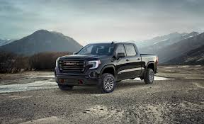 Trucks & SUVs We Love: 2019 GMC Sierra AT4 | TireBuyer.com Blog The New 2016 Gmc Sierra Pickup Truck Will Feature A More Aggressive Truck Shows Its New Face Carscoops 2500hd Overview Cargurus Chevrolet Silverado And Do You Like Gms Trucks Another Gm Recall 8000 Trucks Peragon Retractable Bed Covers For Pickup 2019 At4 Heads Off The Beaten Path In York Roadshow 2018 1500 Review Ratings Edmunds Denali Is Wkhorse That Doubles As 1975 Ck1500 Sale Near Alburque Mexico 87113 Cars Suvs Sale Used Inventory Schwab Raises Bar Premium Drive