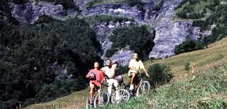 tour du mont blanc en vtt vtt argentière vallée de chamonix