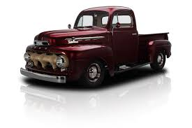 100 Ford F1 Truck 134919 1952 RK Motors Classic Cars For Sale