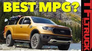 100 Truck With Best Mpg Breaking News How Does The 2019 Ford Ranger MPG Compare To The