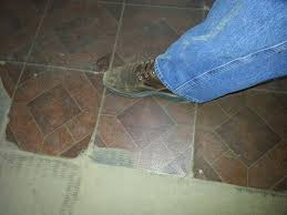 Removing Asbestos Floor Tiles In California by What Are Asbestos Floor Tiles