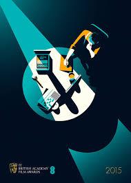 Imitation Game Movie Poster Design For British Academy