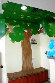 office 12 murals pediatric office decor waiting room doctors