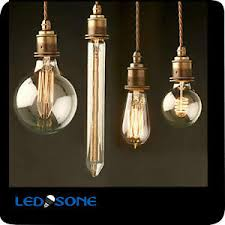 dimmable 60w vintage retro antique filament bulb industrial style