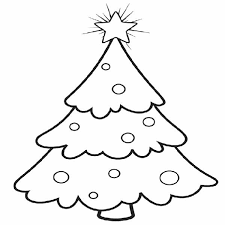 Christmas Coloring Pages For Kindergarten