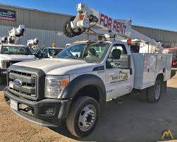 100 Bucket Truck Repair Altec AT37G Crane For Sale Or Rent Boom Lifts