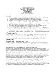 Helpdesk Desktop Resume 4 17 15