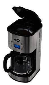 OsterR 12 Cup Programmable Coffee Maker