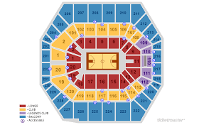 Cavs Floor Box Seats by Tickets Indiana Pacers Vs Cleveland Cavaliers Indianapolis In