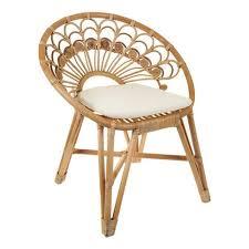 siege en rotin fauteuil naturel en rotin 77 x 64 x 84 cm