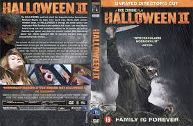Halloween 5 Castellano Online by The Horrors Of Halloween Halloween 2 2009 Vhs Dvd And Blu Ray