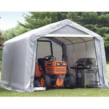 6x6 Shelterlogic Storage Shed by Shelterlogic Shed In A Box Canopy Storage Shed 10l X 10w X 8h Ft