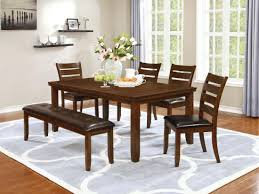 6 Seater Dining Room Table With Chairs In Schenectady NY