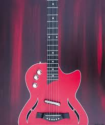 Electric Guitar Wall Art Painting Abstract