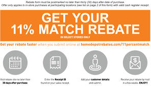 Expired] 11% Home Depot Rebate In Many States - Doctor Of Credit Ebay Coupon 2018 10 Off Deals On Sams Club Membership Lowes Coupons 20 How Many Deals Have Been Made Credit Services The Home Depot Canada Homedepot Get When You Spend 50 Or More Menards Code Book Of Rmon Tide Simply Clean And Fresh 138 Oz For Just 297 From Free Store Pickup Dewalt Futurebazaar Codes July Printable Office Coupons Diwasher Home Depot Drugstore Tool Box Coupon Oh Baby Fitness Code 2019 Decor Penny Shopping Guide Clearance Items Marked To
