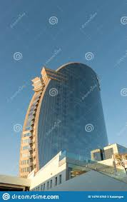 100 W Hotel Barcelona Spain March 17 2019 View Of Known As