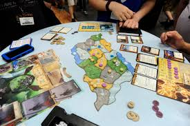 We First Saw Spirit Island At This Years Gen Con But Due To The Games Limited Availability Were Only Recently Able Get Ahold Of A Copy