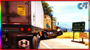 Far Cry 5 - How To Be A Truck Driver - YouTube