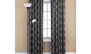 Target Eclipse Blackout Curtains by Synergy Navy White Curtains Tags Yellow Living Room Curtains