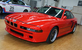 100 Vault Garage BMW8217s M A Look At The M Cars That Werent