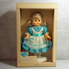 Ginny Decemberturquoise Vogue 8 Inch Doll With Stand EBay
