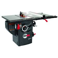 Sawstop Cabinet Saw Outfeed Table by Shop Sawstop Products At Woodcraft Com