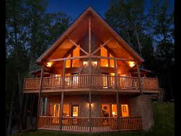 fire in the sky 5 bedroom large group cabin great for a