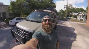 100 Buccaneer Truck Stuff Retired Hits The Road With A Van And His Dog YouTube