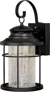 vaxcel t0163 melbourne rubbed bronze led outdoor wall light
