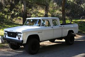 1965 Dodge D200 Power Wagon | ICON | Livery | Dodge, Dodge Power ...