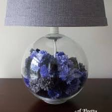 Fillable Table Lamp Base by Lamp Natural Linen Shade Fillable Lamp For Elegant Table Lamp