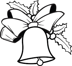 Printable Coloring Page Of Christmas Bells