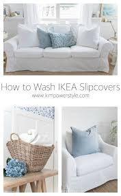 How To Wash Ikea Slipcovers | Sewing | Slipcovers, Ikea, Diy ... Fniture Ikea Slipcovers To Give Your Room Fresh New Look The Dense Cotton Ektorp Chair Cover Replacement Is Custom Made For Ikea Armchair A One Seat Sofa Slipcover Heavy Nyc Apartment Autumn Design Updates Bemz Sderhamn My Honest Review Of Ikeas And Ektorp Cover Lofallet Beige Why I Love White Slipcovered Ding Chairs House Full Tullsta Nordvalla Medium Grey Liz Marie Blog Sparkles Im Back Sharing Another Favorite Today Oh My Goodness
