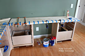 dining room home office how to make a desktop or countertop