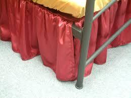 Split Corner Bed Skirt by Bed Sheet Valance Flower Tips Before Buying Bed Sheet Valance