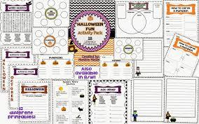 Halloween Acrostic Poem Ideas by Mrs Megown U0027s Second Grade Safari October 2014