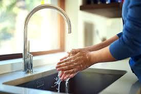 Slow Draining Bathroom Sink Vinegar by Natural Unclog Kitchen Sink Chemical Image Titled Slow Running