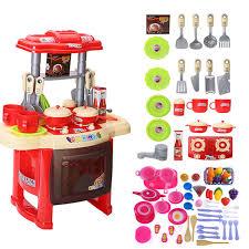 cuisine bebe jouet bébé miniature cuisine en plastique jeux de simulation alimentaire