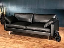 canap cuir design italien canapé cuir design et haut de gamme canapé contemporain