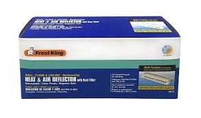 Ceiling Ac Vent Deflectors by Frost King Baseboard Air Deflector Expands From 15