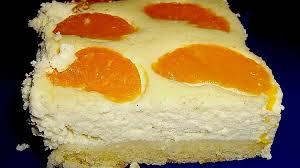 käse mandarinen blechkuchen