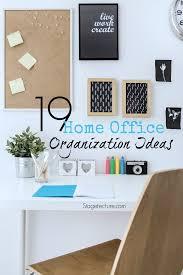 New Year Organizing Tips for Home fice Organization