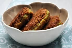cuisine coriandre recette bio végétalienne falafels pois chiche coriandre ou