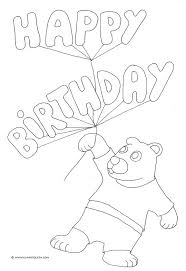 birthday candle coloring page modern decoration