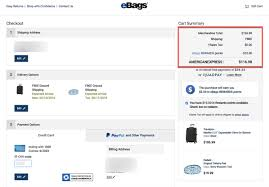 How I Saved Nearly 40% Off A Roller Bag Thanks To Stacking ... Ebags Massive Sale Includes Tumi And Samsonite Luggage Coupon Ebags Birthday Deals Twin Cities Mn Online Discount Code Gardeners Supply Company Coupon Dacardworld Promo For New Era Romans Codes Glassescom Promo 2018 Code Deal 2014 Classic Packing Cubes Travel 6pc Value Set Black Wonderful Ebags Codes 80 Off Coupons Jansport Columbus In Usa How To Get Free Amazon Generator Ninja Tricks At Stacking Offers For 50 Savings